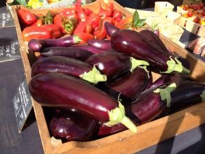 Les légumes du jour (août) de nos maraîchers